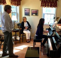 Oct 2017 Studio Piano Social