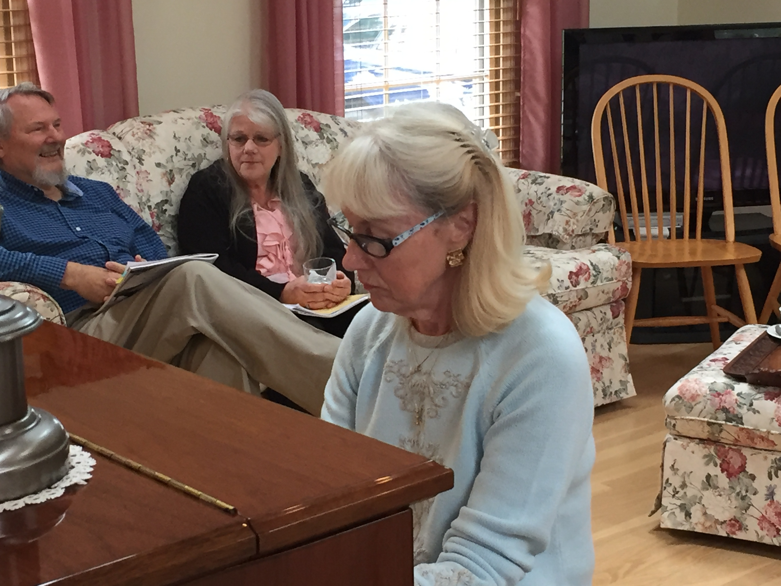 Sept 2017 Piano Party Chatham