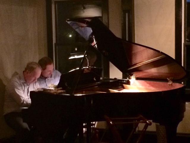 April 2016 Piano Party