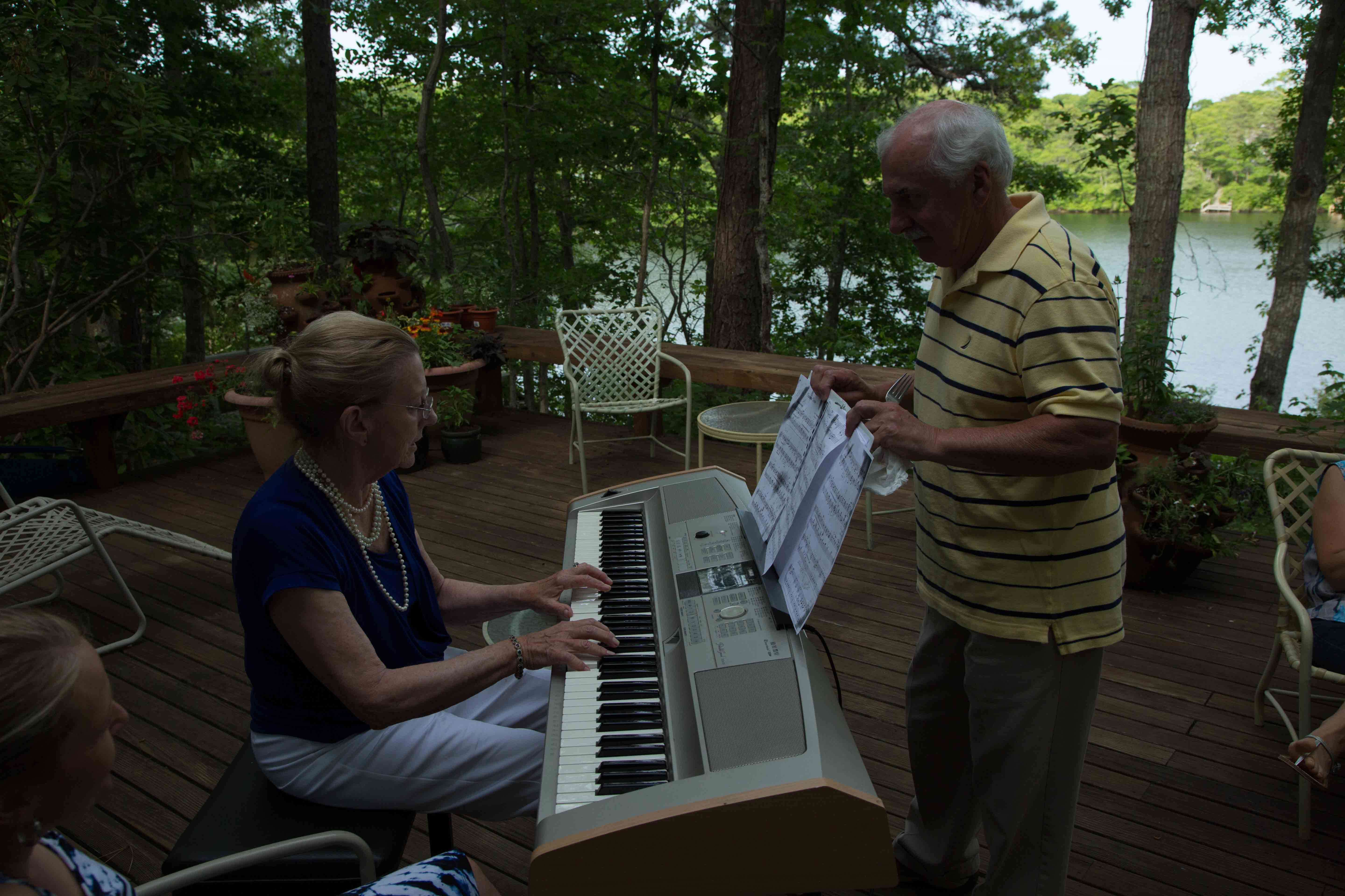 2014 New Seabury Piano Party
