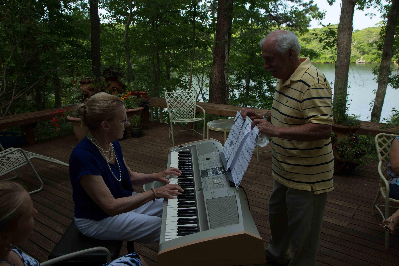 2014 New Seabury Piano Party