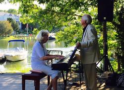 June 2016 Piano Party Popponesset Island