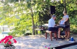 June 2016 Piano Party Popponesset Cape Cod