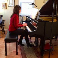 Dec 2016 Piano Party Plymouth MA