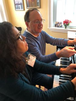 Dec 2017 Piano Social