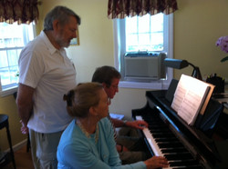 Ensemble Rehearsal 2016
