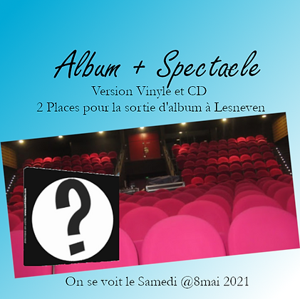 Albums &  Spectacle