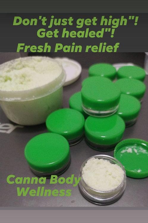 Canna Body Wellness Whipped body butter