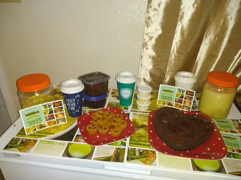 Canna Body Wellness *Mary-Jane/C.B.D infused Cookies brownies & muffins