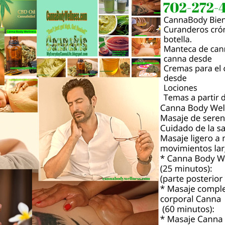 CannaBody Wellness established for men women and couples to enjoy a CBD natural healthy retreat