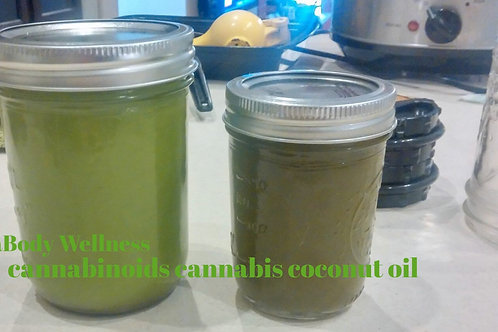 Coconut oil Full-spectrum Cannabinoid /CBD