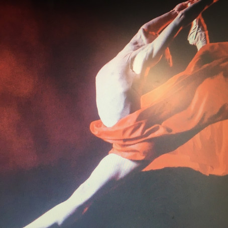 Dance Blog, April 2017: Dancer Vs Athlete