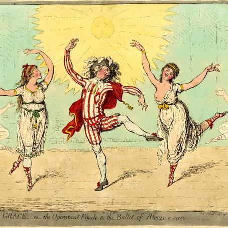Dance Blog,Sept 2017: Ballet & Anatomy