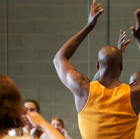 Dance Blog, Nov 2017: Engaging in Dance