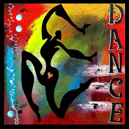 Dance Blog, March 2018: Creative Inspiration