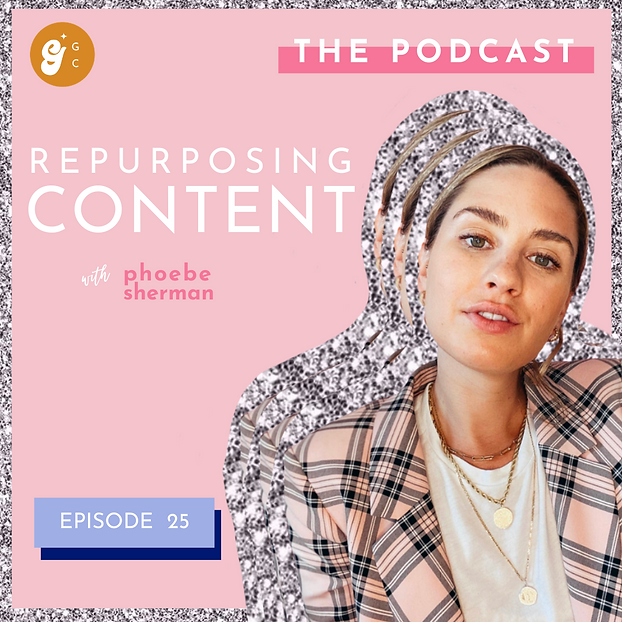 podcast repurposing content ep 25 feed (
