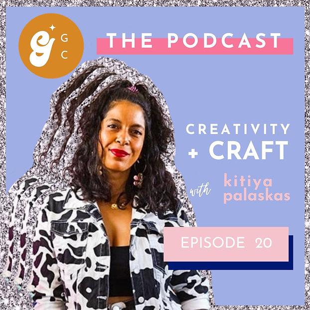 girl gang craft kitiya palaskas podcast.