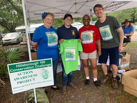 Lower Green Swamp Tree Planting draws widespread Hillsborough support