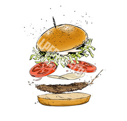 charlie burger final