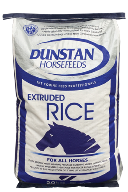 Extruded Rice