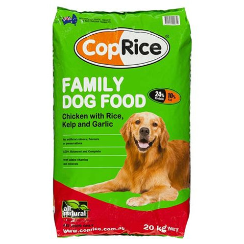 Coprice Family Dog
