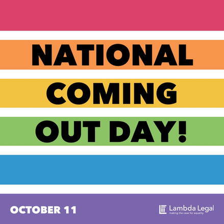 30 years in, National Coming Out Day is as important as ever