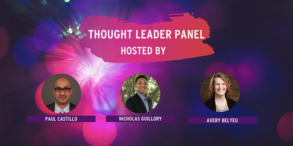 South Central Region Thought Leader Panel