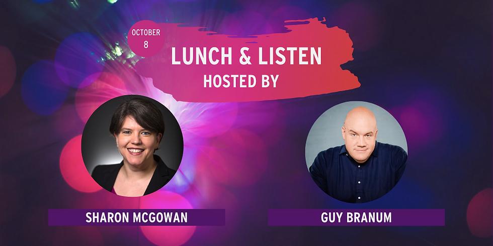 Lunch & Listen Podcast