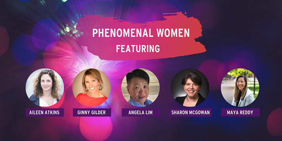 Phenomenal Women: A Panel with LGBTQ Women Leaders