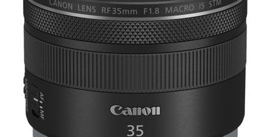 Canon RF 35mm 1.8 IS Macro STM