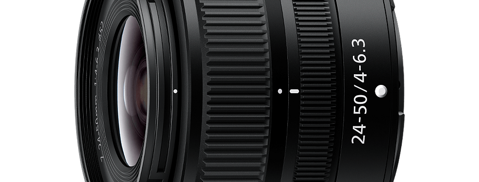NIKKOR Z 24-50 mm f/4.0-6.3
