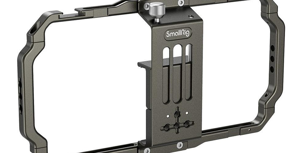 SmallRig 2791 Universal Cage für Mobiltelefone mit Breite 67 mm bis 86 mm