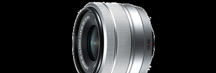 Fujifilm XC 15-45mm F3.5-5.6 OIS PZ Objektiv