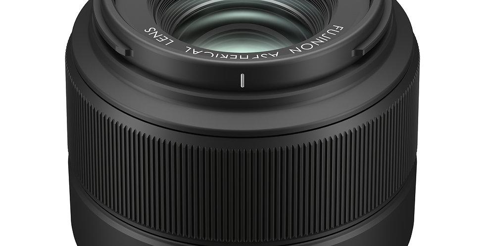 Fujifilm XC 35mm F2 Objektiv