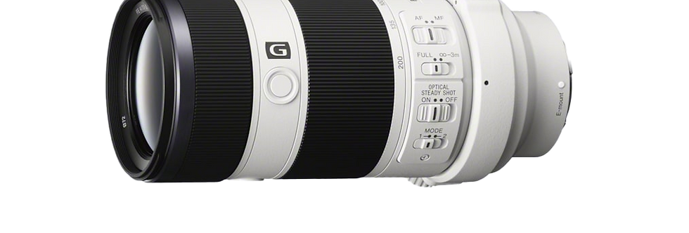 Sony FE 70-200mm F4.0 G OSS Objektiv