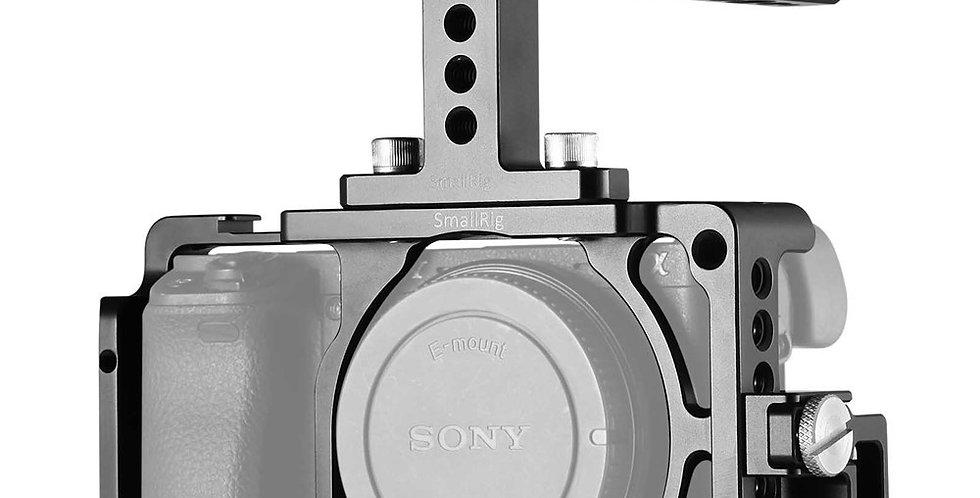 SmallRig 1921B Sony-Zubehör-Kit = A6300 Cage, Top Handle, HDMI Kabelklemme