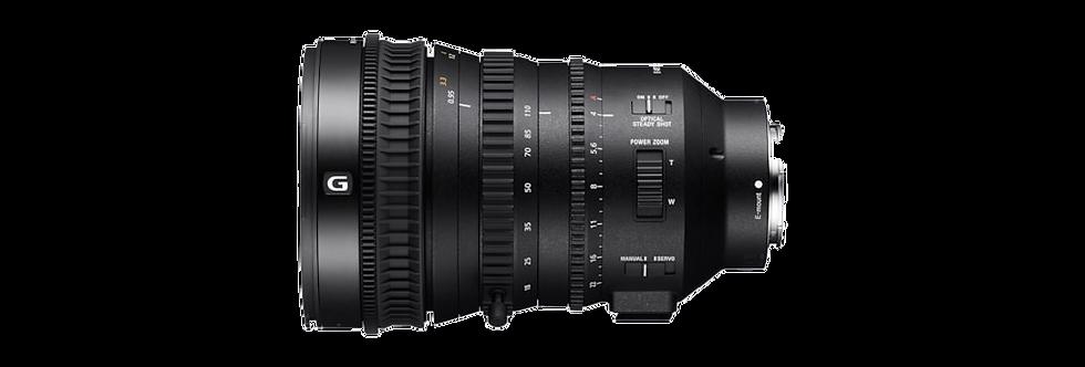 Sony E PZ 18-110mm F4.0 G OSS Objektiv