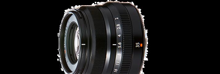 Fujifilm XF 35mm F2.0 R WR Objektiv