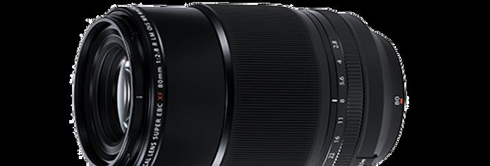 Fujifilm XF 80mm F2.8 R LM OIS WR Objektiv