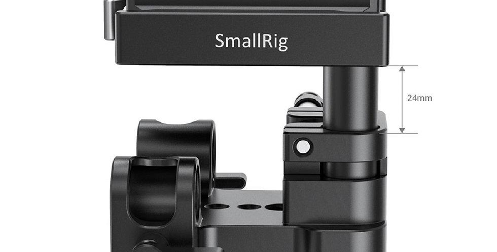 SmallRig 2092 Universal Bodenplatte für 15 mm Rail-Support-System