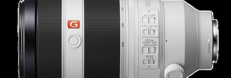 Sony FE 100-400mm F4.5-5.6 GM OSS Objektiv