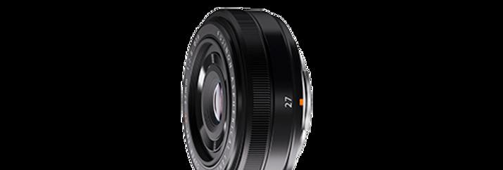 Fujifilm XF 27mm F2.8 Objektiv