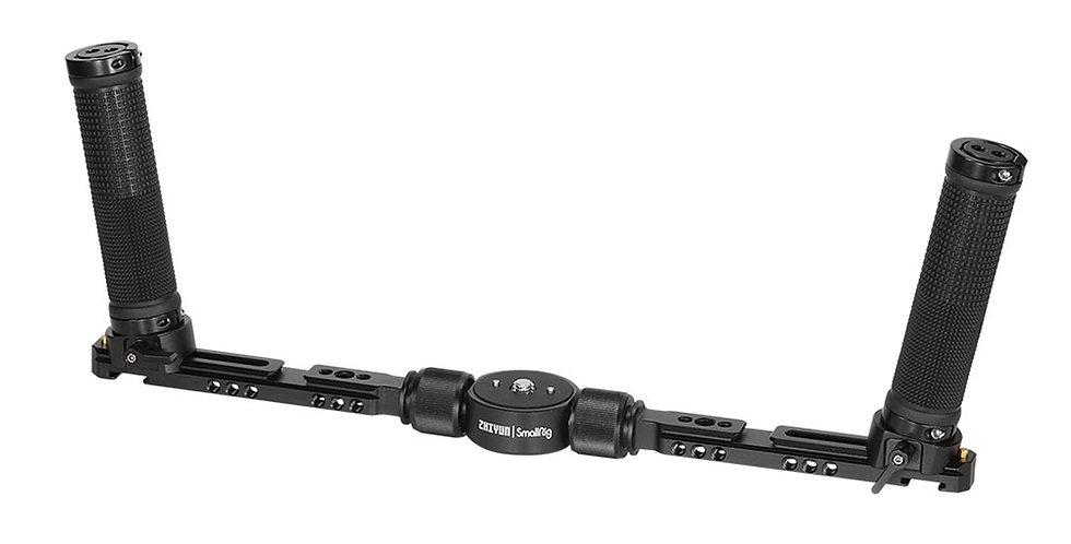 SmallRig 2857 Dual Handgrip für ZHIYUN CRANE 3S Handstabilisator