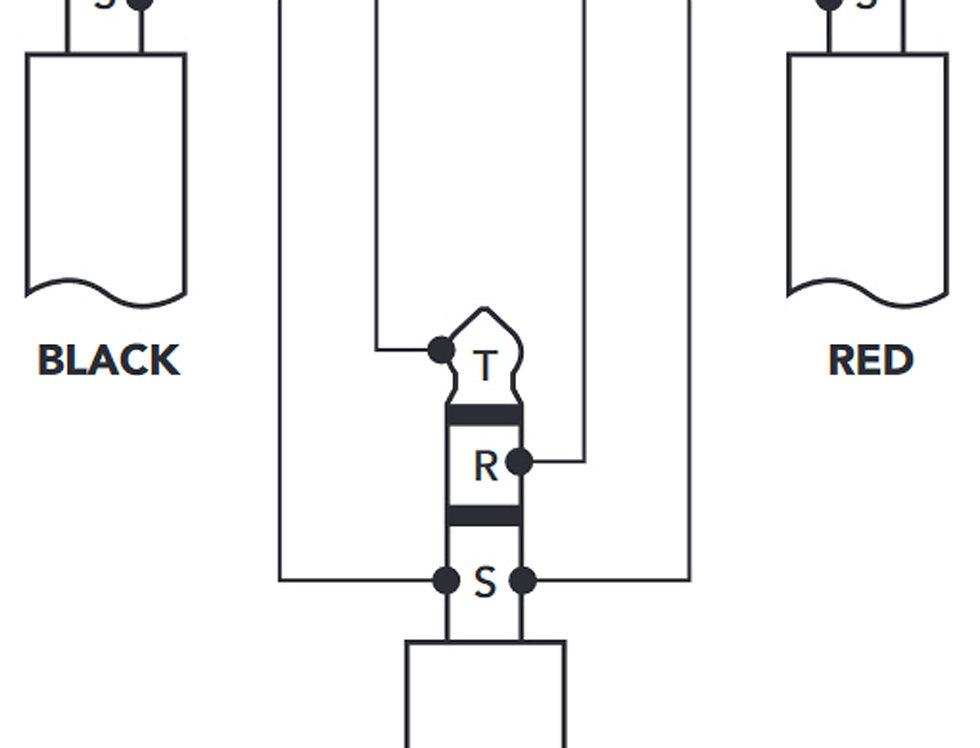 Rode SC11 Y-Kabel (3,5 mm Klinke)