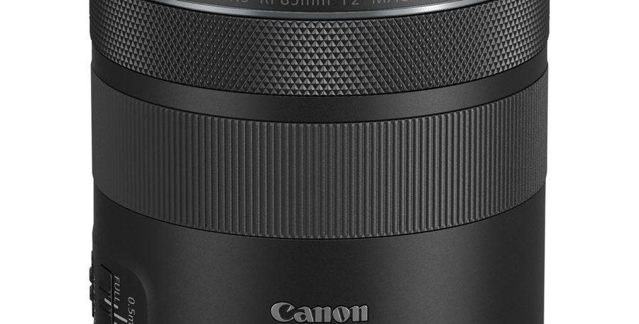 Canon RF 85mm 2.0 Macro IS STM