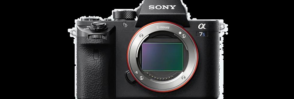 Sony Alpha 7S II Gehäuse