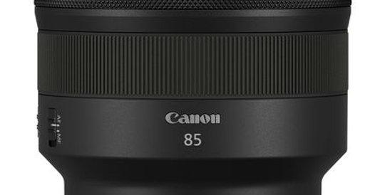 Canon RF 85mm 1.2 L USM DS