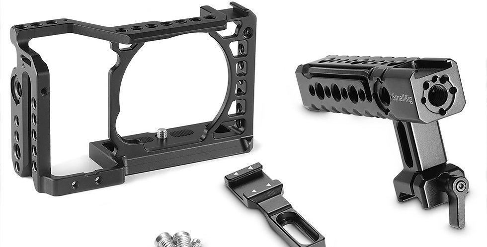 SmallRig Advanced-Cage-Kit f. Sony A6500 = Cage, NATO-Handle