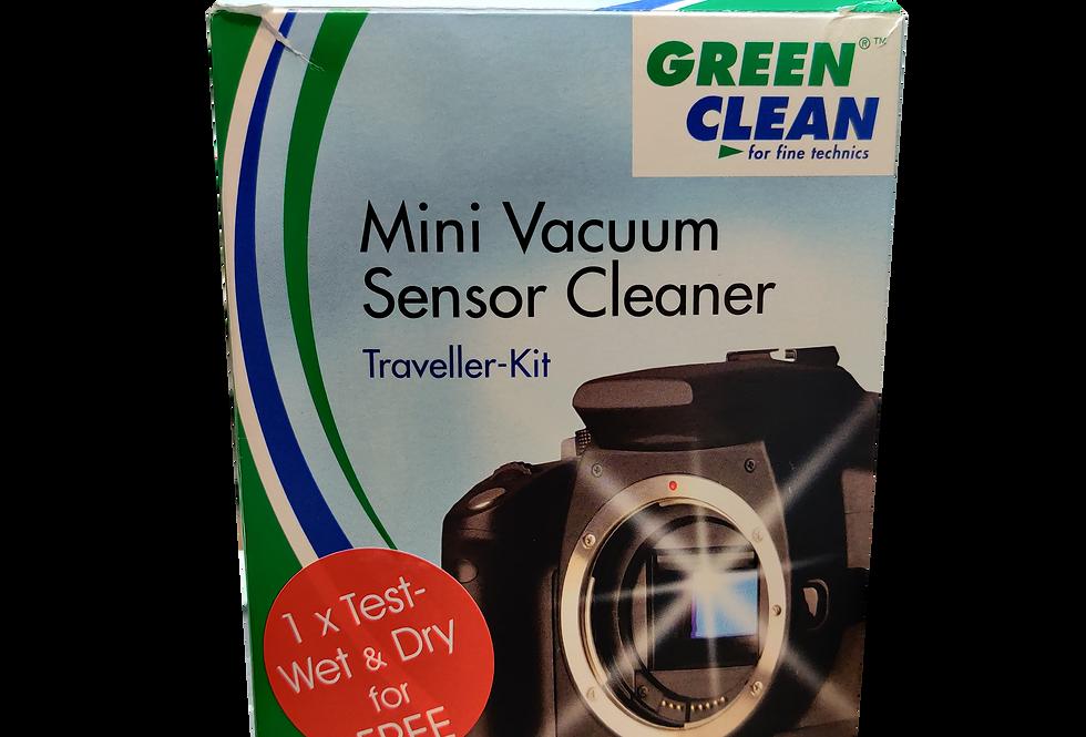 Green Clean Mini Vacuum Sensorcleaner / Traveller-Kit Reinigungssystem