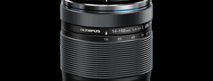 Olympus M.Zuiko Digital 14-150mm 1:4.0-5.6 II schwarz Objektiv